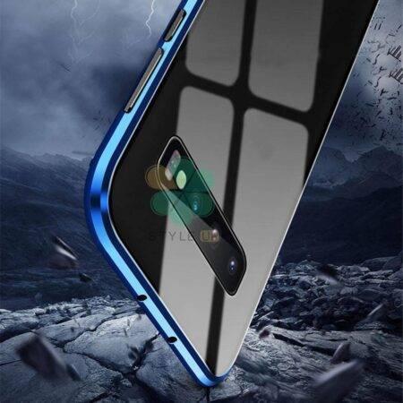 عکس محافظ 360 درجه شیشه ای مگنتی گوشی سامسونگ Galaxy S10