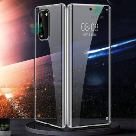 عکس محافظ 360 درجه شیشه ای مگنتی گوشی سامسونگ Galaxy S20 / 5G