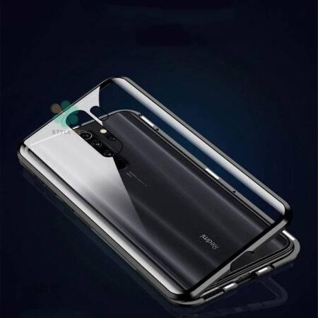 عکس محافظ 360 درجه شیشه ای مگنتی گوشی شیائومی Redmi Note 8 Pro