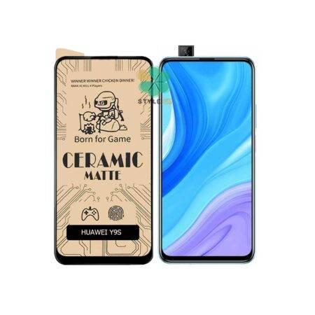 خرید گلس سرامیکی مات گوشی هواوی Huawei Y9s