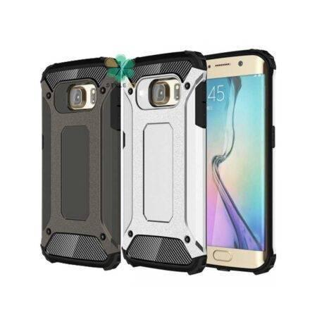 خرید قاب گوشی سامسونگ Samsung Galaxy S6 Edge مدل Mega Shield
