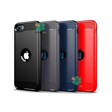 خرید قاب کربنی گوشی اپل آیفون Apple iPhone 7 / 8 طرح Metal