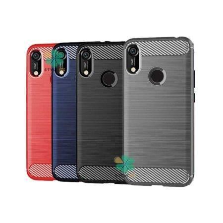 خرید قاب کربنی گوشی هواوی Huawei Y6s 2019 طرح Metal