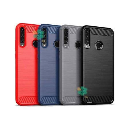 خرید قاب کربنی گوشی هواوی Huawei Y7p طرح Metal