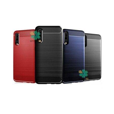 خرید قاب کربنی گوشی سامسونگ Samsung Galaxy A50s / A30s طرح Metal