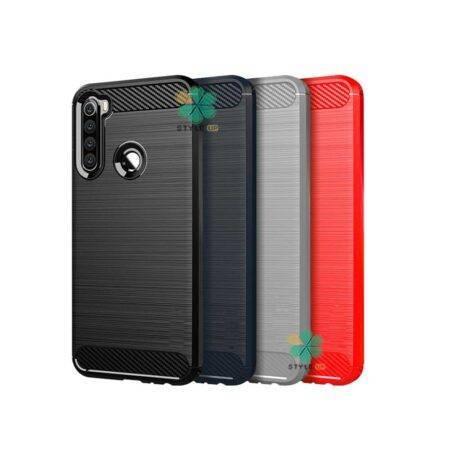 خرید قاب کربنی گوشی شیائومی Xiaomi Redmi Note 8 طرح Metal