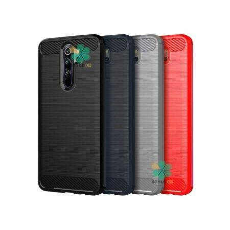 خرید قاب کربنی گوشی شیائومی Xiaomi Redmi Note 8 Pro طرح Metal