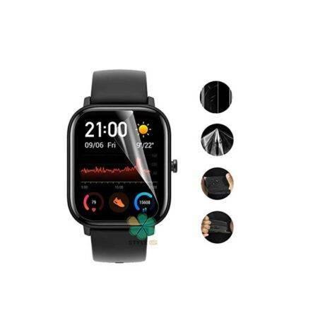 خرید محافظ صفحه نانو ساعت شیائومی Xiaomi Amazfit GTS