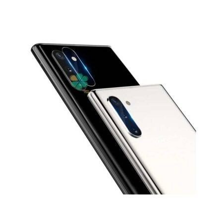 خرید گلس لنز دوربین نیلکین گوشی سامسونگ Note 10 Plus مدل Invisifilm
