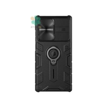 خرید قاب محافظ نیلکین گوشی سامسونگ Galaxy Note 20 Ultra مدل CamShield Armor