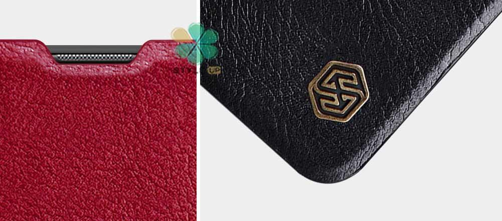 خرید کیف چرمی نیلکین گوشی هواوی Huawei Nova 5T مدل Qin