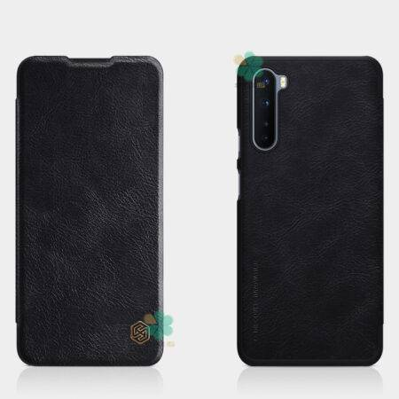 خرید کیف چرمی نیلکین گوشی وان پلاس OnePlus Nord مدل Qin