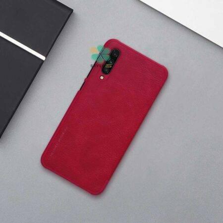 عکس کیف چرمی نیلکین گوشی شیائومی Xiaomi Mi 9 Pro مدل Qin