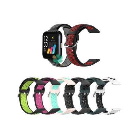خرید بند ساعت ریل می واچ Realme Watch مدل نایکی سگکی