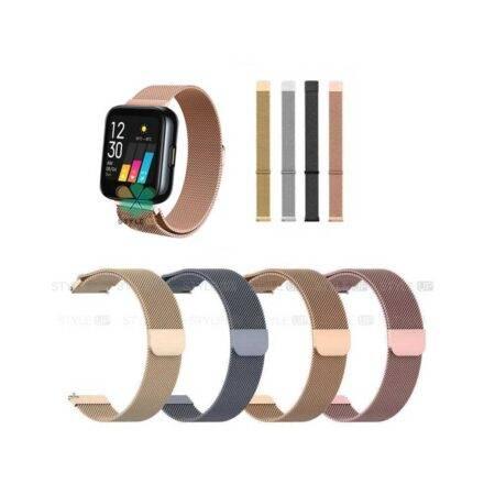 خرید بند ساعت ریل می واچ Realme Watch مدل Milanese