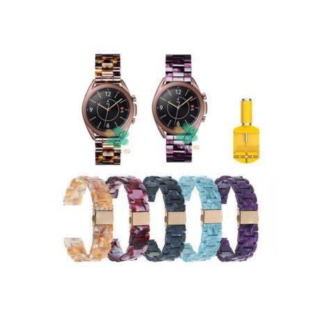 خرید بند ساعت سامسونگ Samsung Galaxy Watch 3 41mm مدل رزینی