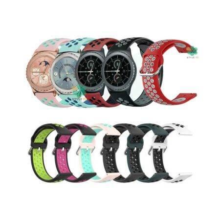 خرید بند ساعت سامسونگ Samsung Gear S2 Classic مدل نایکی سگکی