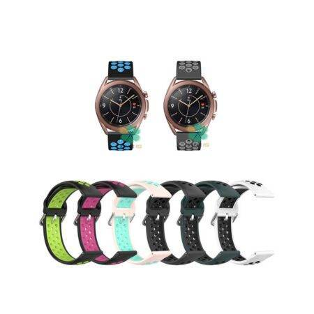خرید بند ساعت سامسونگ Samsung Galaxy Watch 3 41mm مدل نایکی سگکی