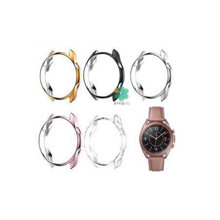 خرید کاور محافظ ساعت سامسونگ Galaxy Watch 3 41mm مدل ژله ای