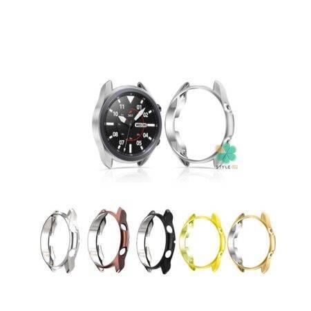 خرید کاور محافظ ساعت سامسونگ Galaxy Watch 3 45mm مدل ژله ای