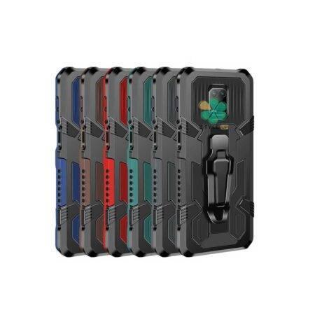 خرید قاب گوشی شیائومی Redmi Note 9s / 9 Pro مدل Super Defender