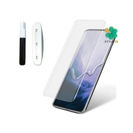 خرید گلس مات UV گوشی وان پلاس OnePlus 7 Pro
