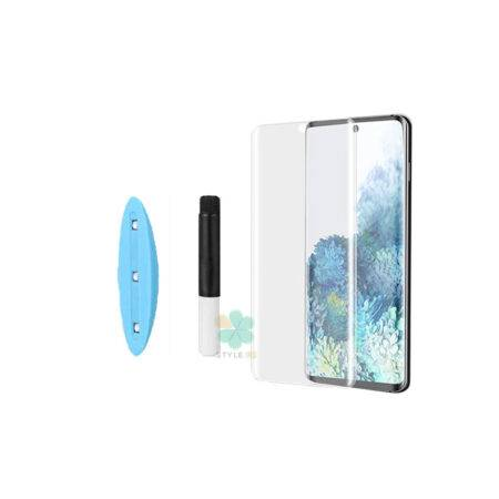 خرید گلس مات UV گوشی سامسونگ Samsung Galaxy S20 Plus