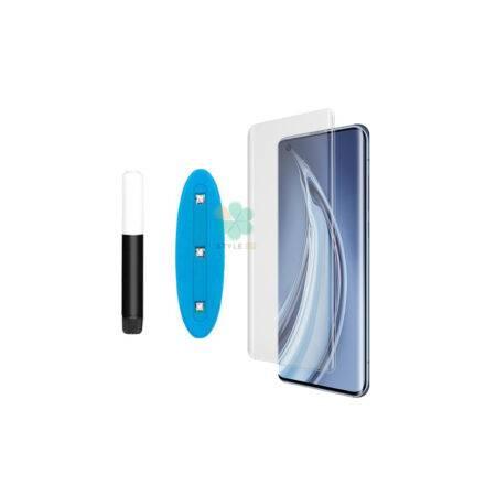 خرید گلس مات UV گوشی شیائومی Xiaomi Mi 10 5G