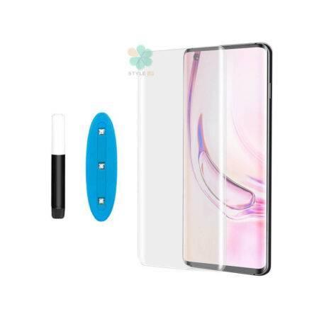 خرید گلس مات UV گوشی شیائومی Xiaomi Mi 10 Pro 5G