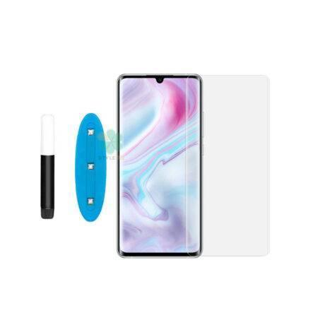 خرید گلس مات UV گوشی شیائومی Xiaomi Mi Note 10 Pro