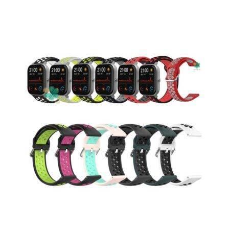 خرید بند ساعت شیائومی Xiaomi Amazfit GTS مدل نایکی سگکی