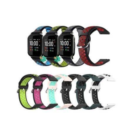 خرید بند ساعت شیائومی Xiaomi Haylou LS02 مدل نایکی سگکی