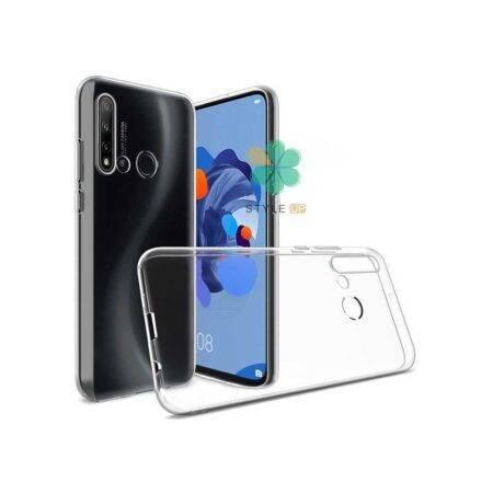 خرید قاب گوشی هواوی Huawei nova 5i مدل ژله ای شفاف