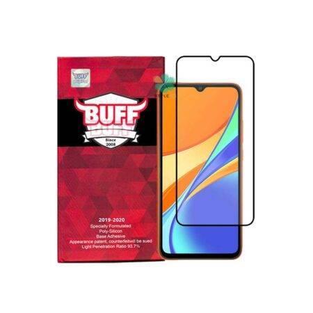 خرید گلس محافظ صفحه گوشی شیائومی Xiaomi Redmi 9C مدل Buff 5D
