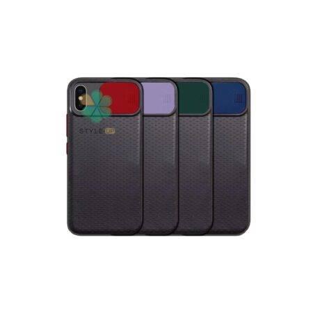 خرید کاور ضد ضربه گوشی آیفون iPhone X / XS مدل کم شیلد رنگی