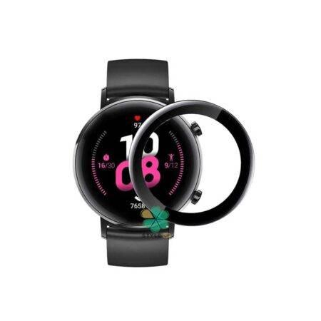 خرید گلس سرامیکی ساعت هواوی Huawei Watch GT 2 42mm مدل دور مشکی