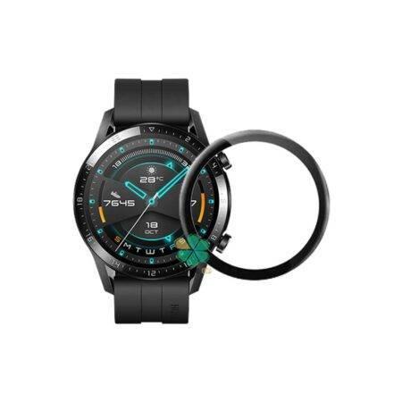 خرید گلس سرامیکی ساعت هواوی Huawei Watch GT 2 46mm مدل دور مشکی