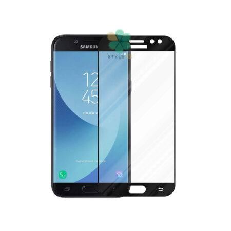 خرید گلس سرامیکی گوشی سامسونگ Galaxy J7 2017 مدل تمام صفحه