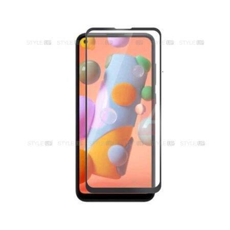 خرید گلس سرامیکی گوشی سامسونگ Samsung Galaxy M11 مدل تمام صفحه