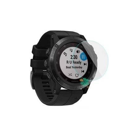 خرید محافظ صفحه گلس ساعت گارمین Garmin Fenix 5s Plus