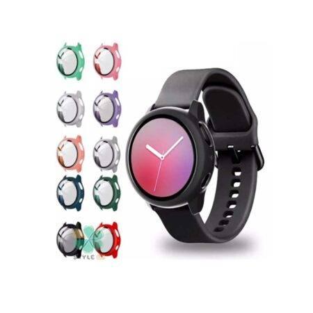 خرید کاور ساعت سامسونگ Galaxy Watch Active 2 40mm مدل Hard Clarity