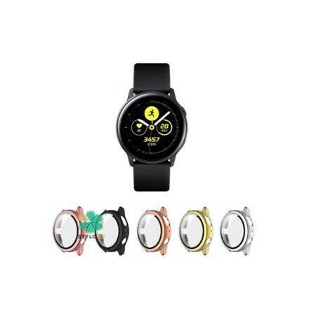 خرید کاور ساعت سامسونگ Galaxy Watch Active مدل Hard Clarity