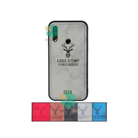 خرید قاب گوشی هواوی Huawei Honor 9X پارچه ای طرح گوزن