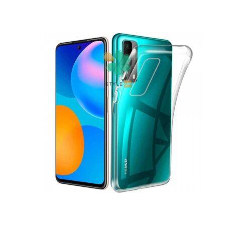 خرید قاب گوشی هواوی Huawei Y7a مدل ژله ای شفاف