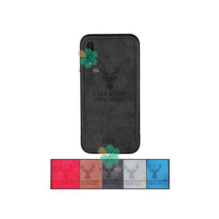 خرید قاب گوشی هواوی Huawei Y9s پارچه ای طرح گوزن