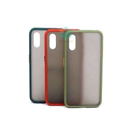 خرید کاور محافظ گوشی سامسونگ Samsung Galaxy M10 مدل پشت مات