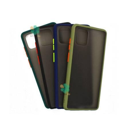 خرید کاور محافظ گوشی سامسونگ Galaxy Note 10 Lite مدل پشت مات
