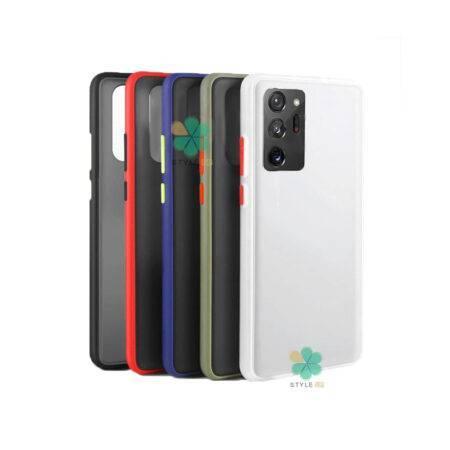 خرید کاور محافظ گوشی سامسونگ Galaxy Note 20 Ultra مدل پشت مات