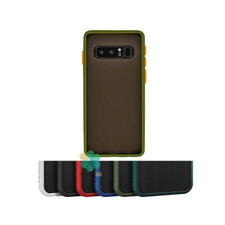 خرید کاور محافظ گوشی سامسونگ Samsung Galaxy Note 8 مدل پشت مات