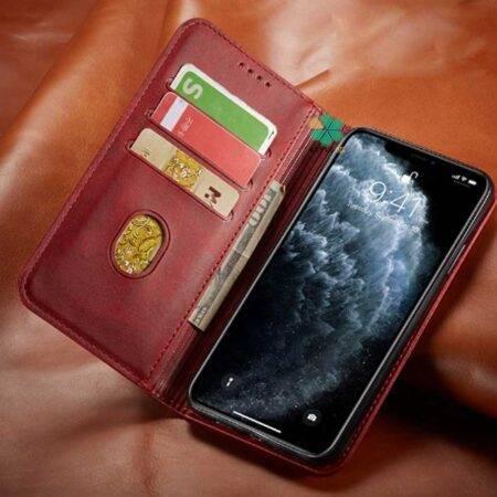 عکس کیف لاکچری گوشی سامسونگ Samsung Galaxy A21s مدل Imperial